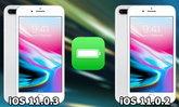 ทดสอบแบตเตอรี่ระหว่าง iOS 11.0.3 กับ iOS 11.0.2 เวอร์ชันไหนแบตใช้ได้นานกว่ากัน