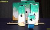 สุดงาม! ชมคอนเซ็ปต์ของ iPad, MacBook, Apple Watch ที่ถูกนำมาดัดแปลงให้เหมือน iPhone X