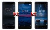 เปรียบเทียบ Nokia 6, Nokia 7 และ Nokia 8 สามสมาร์ทโฟนรุ่นเด่นจาก Nokia ฟีเจอร์จัดเต็มอย่างไร