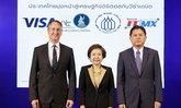 วีซ่า ประกาศรับใบอนุญาตเป็นเครือข่ายจัดการธุรกรรมการเงินผ่านบัตรเดบิตในไทย