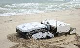 ปตท.สผ. จับมือมหาวิทยาลัยสงขลานครินทร์ เปิดตัวหุ่นยนต์ทำความสะอาดชายหาดตัวแรกที่พัฒนาโดยคนไทย