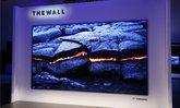 "CES 2018 : เผยนวัตกรรมทีวีสุดอัจฉริยะ  ""เดอะวอลล์"" โมดูลาร์ ไมโครแอลอีดี หน้าจอ 146 นิ้ว"