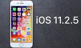 Apple ปล่อย iOS 11.2.5 ให้อัปเดทแล้ว