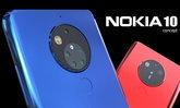 ภาพคอนเซ็ปต์ Nokia 10 ว่าที่มือถือเรือธงรุ่นถัดไป ด้วยดีไซน์จอไร้ขอบ