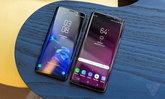 ชมภาพเปรียบเทียบความแตกต่างระหว่าง Galaxy S9 และ Galaxy S8 ได้ง่ายๆ ที่นี่!