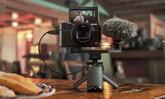 """Sony เปิดตัวสุดยอดกล้องอัลฟ่ามิเรอร์เลส """"Sony RX100 VII"""" ในราคา 38,990 บาท"""