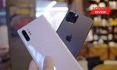 เปรียบเทียบภาพถ่ายSamsung Galaxy Note 10+ Vs iPhone 11 Proเรือธงตัวไหน ถ่ายภาพเป็นอย่างไร