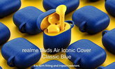 realmeเตรียมขายเคสBuds Air iconic Coverในประเทศอินเดีย28มกราคมในราคาประหยัดสุดๆ