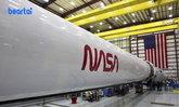 โลโก้ NASA รุ่นตัวหนอนจะประทับบนจรวด Falcon 9 ของสหรัฐฯ ที่กลับมาส่งมนุษย์สู่อวกาศ