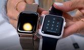 YouTuber แกะกล่องพรีวิว Apple Watch Series 4 สแตนเลส สี Gold พร้อมสาย Milanese Loop