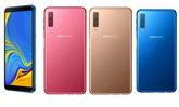 """หลุดภาพจริง """"Samsung Galaxy A7 2018"""" มือถือจอใหญ่พร้อมกล้องหลัง 3 ตัว ก่อนมีงานเปิดตัว"""