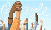 Google เปลี่ยน Doodle ใหม่ต้อนรับวันสตรีสากล ให้เห็นว่าผู้หญิงก็มีพลังเหมือนกัน