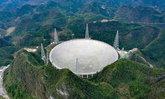 จีนจะเริ่มส่องหามนุษย์ต่างดาวด้วยกล้องโทรทรรศน์วิทยุที่ใหญ่ที่สุดในโลกเดือนกันยายนนี้