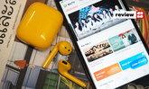 """รีวิว """"realme Buds Air"""" หูฟัง True Wireless ดีไซน์ สีสันสดใสในราคา 1,999.-"""