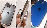 ชมคลิปและภาพแกะกล่อง iPhone 12 Pro และ 12 ว่าภายในจะมีอะไรในกล่องบ้าง