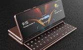 ชมดีไซน์ที่คาดว่าจะเป็น Samsung Galaxy Z Fold3 จะมาพร้อมกับ Keyboard Slide