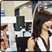 เดินเที่ยวงาน Com World 2007