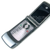รีวิว Motorola W510