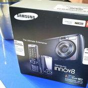 เเกะกล่อง Samsung innov8