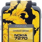 Nokia 7270 Versace