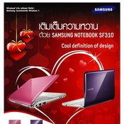 Samsung Notebook SF310