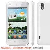LG Optimus Black (White Edition)