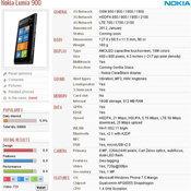 Spac Nokia Lumia 900