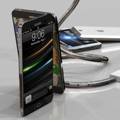 LiquidMetal iPhone Concept