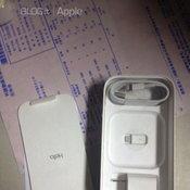 แกะกล่อง iPhone 5S