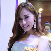 พริตตี้งาน Thailand Mobile EXPO 2014 Hi-End