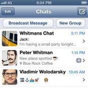 WhatsApp Messenger [iTunes]