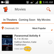 Fandango Movies (Free)