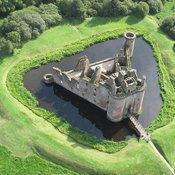 Caerlaverock castle,  สก็อตแลนด์