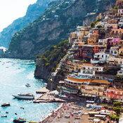 Amalfi Coast, อิตาลี