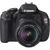 Canon EOS Rebel T3i DSLR