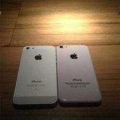 ดาราดังไต้หวัน โชว์อัพรูปถ่ายคู่ IPhone 5C