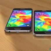 ภาพเรนเดอร์ Samsung Galaxy S6