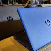 บรรยากาศงาน HP