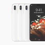 ภาพเรนเดอร์ของ iPhone 8
