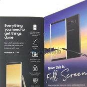 หลุดภาพ Samsung Galaxy Note8