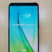 เผยภาพ Huawei nova 2S