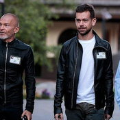 Jack Dorsey, CEO of Twitter and Square