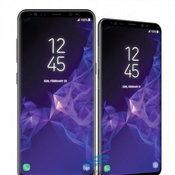 ภาพเรนเดอร์ Samsung Galaxy S9
