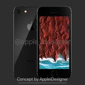 ภาพเรนเดอร์ iPhone SE 2