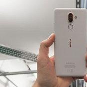 Nokia 7 Plus Hands-on