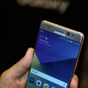 Samsung Galaxy Note7 hands-on