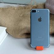 iPhone 7 Plus in Deep Blue