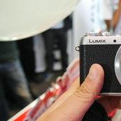 ุภาพจากงาน Panaosnic Lumix GF9
