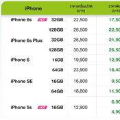 โปรโมชั่น iPhone AIS