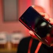 ภาพตัวเครื่อง Huawei P30 Pro รุ่นทดสอบ